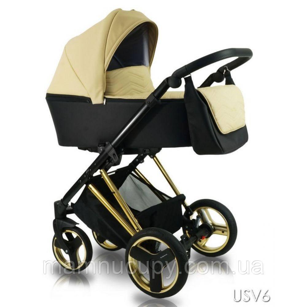 Детская универсальная коляска 2 в 1 Bexa Ultra Style V USV6