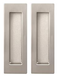 Ручка Armadillo (Армадилло) для раздвижных дверей SH010 URB SN-3 матовый никель