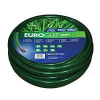 Шланг садовый Tecnotubi Euro Guip Green для полива диаметр 5/8 дюйма, длина 50 м (EGG 5/8 50), фото 1