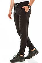 Мужские спортивные штаны 718 черные