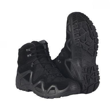 Черевики тактичні M-Tac Alligator Black, фото 1