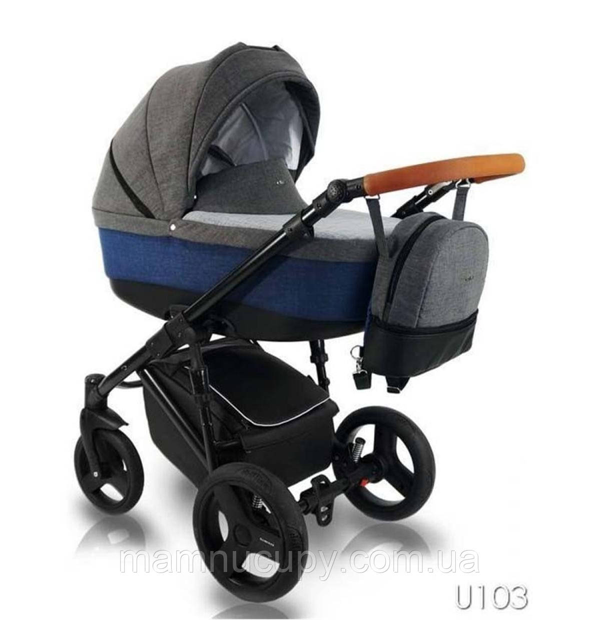 Детская универсальная коляска 2 в 1 Bexa Ultra U103 (бекса ультра)
