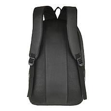 Рюкзак городской BagHouse 29х46х22 чёрный,  к 9112, фото 3