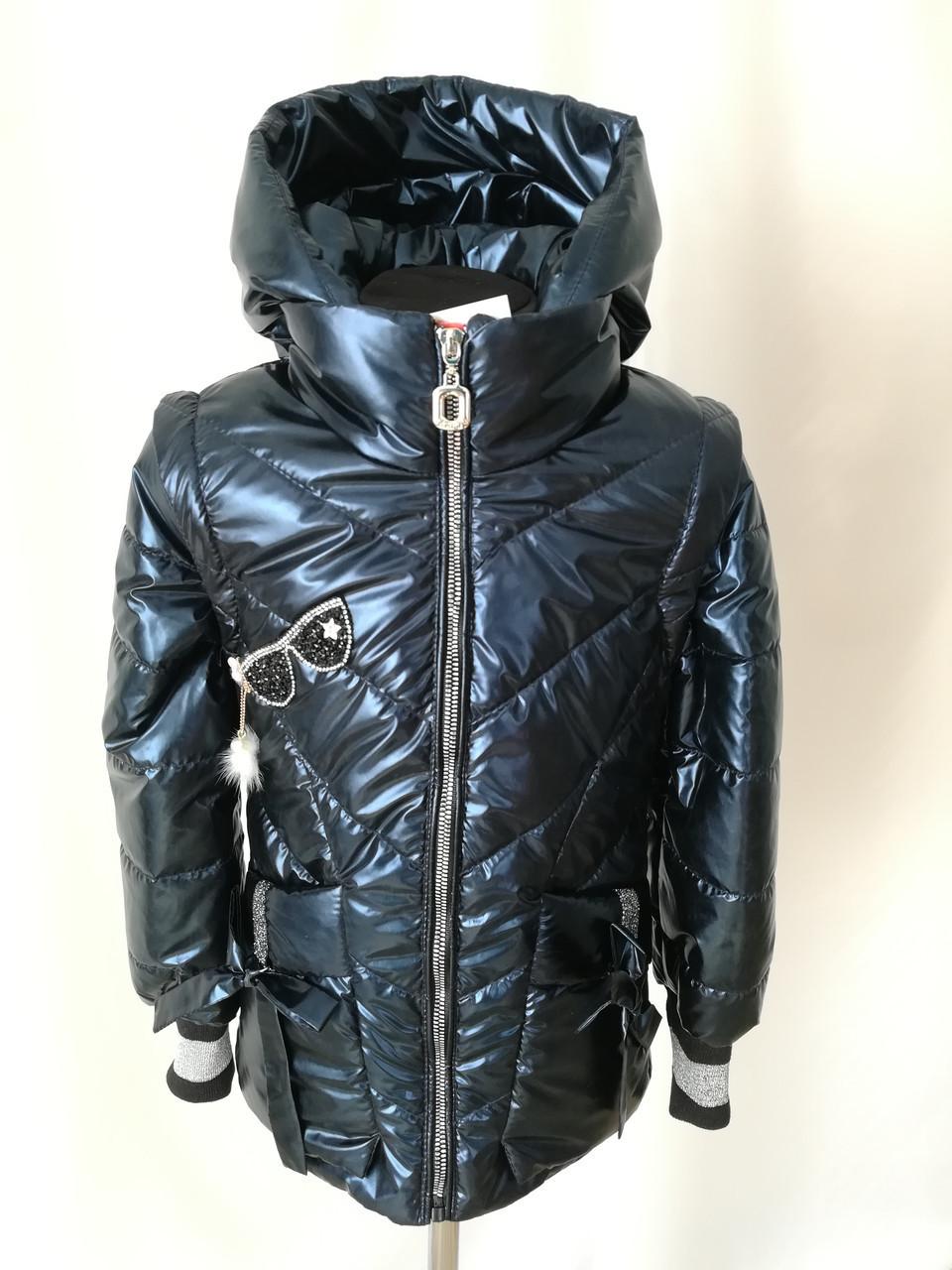 Куртка демисезонная на девочку  от производителя  32-40