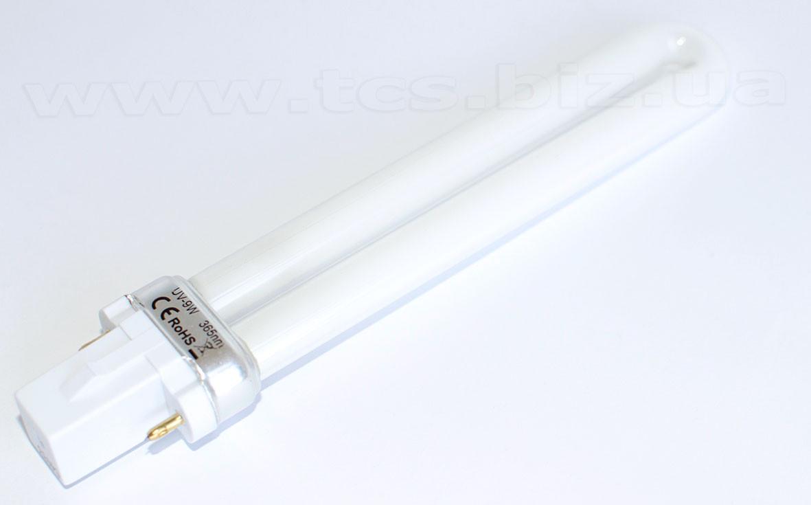 UV-9W E 365nm | 152 мм. Купить запасную лампочку для YRE Professional Nail dryer ― 54Вт.