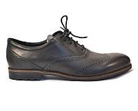 Rosso Avangard BS Felicete Uomo Black Pelle туфли кожаные броги большая обувь мужская черные 50 размер, фото 1