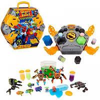 Ready2Robot Фантастический робот-сюрприз большой 551706 Big Slime Battle от создателей L. O. L.