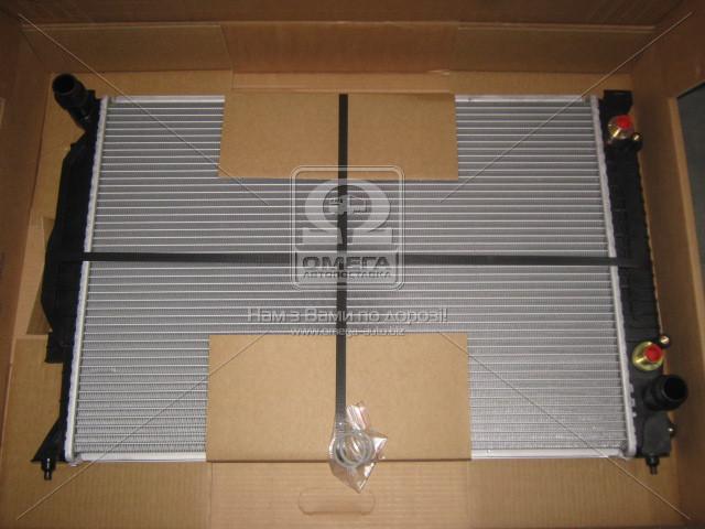 Радиатор охлаждения АУДИ А6 2,5 ТД 1997-01, AUDI (пр-во Nissens)
