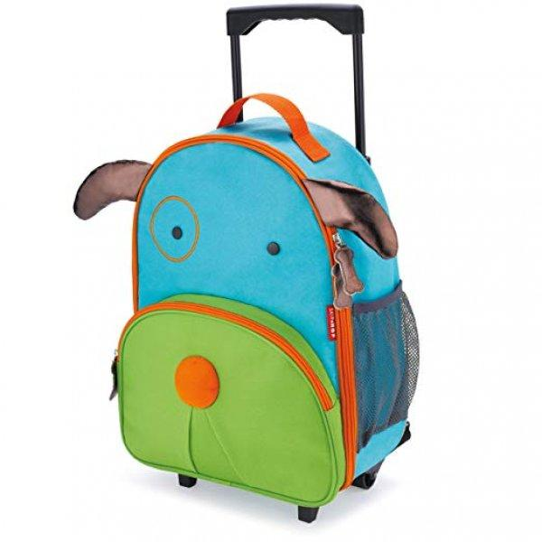 Skip Hop Детский чемодан на колесиках Собачка Dog Kids Luggage With Wheels SKIP HOP 09391