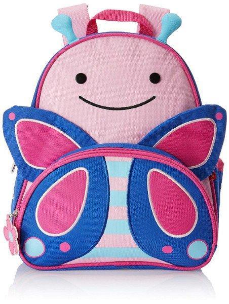 Skip Hop Zoo Рюкзак Бабочка Butterfly Kid Backpack School Bag SKIP HOP 09398