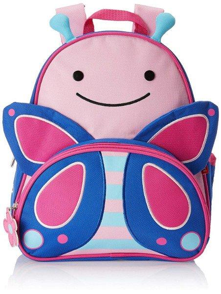 Skip Hop Zoo Рюкзак Бабочка Butterfly Kid Backpack School Bag SKIP HOP 09398, фото 1