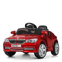 Электромобиль Bambi Racer BMW КРАСНЫЙ (крашенный корпус) арт. 3271EBLRS-3