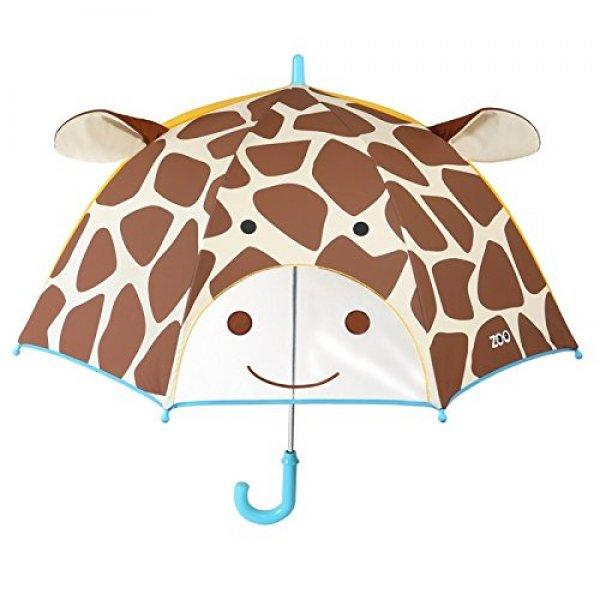Skip Hop Zoobrella Детский зонт Жирафик жираф Giraff Little Kid Umbrella SKIP HOP 09432, фото 1