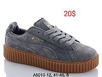 Мужские кроссовки Puma Rihanna оптом (41-45)