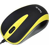 Мышка Havit HV-MS675 USB yellow