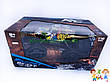 Джип на радиоуправлении на гусеницах для езды по снегу и грязи со сменными колесами 1:15 Big Foot 666-645XA, фото 5