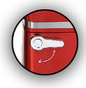 Кухонная машина DMS 3 в 1 1900w Red, фото 4