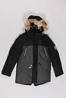 Зимняя подростковая куртка для мальчика, фото 1