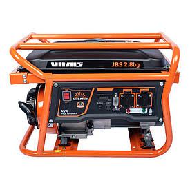 Генератор газ бензин Vitals JBS 2.8bg