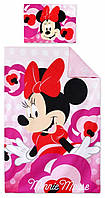 Постельное белье детские оптом Disney Minie , 90*140, 40*55 см