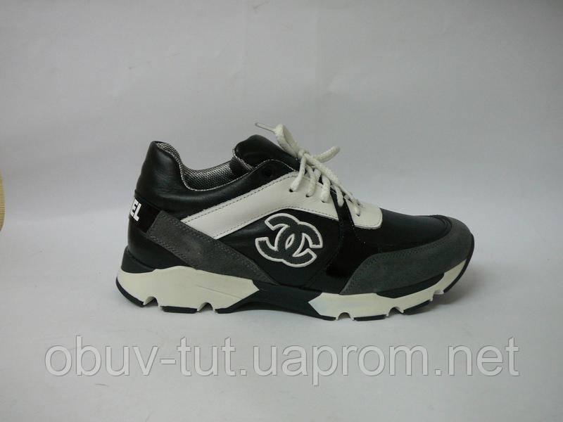 Нові жіночі кросівки темно-сірі 36-40 Київ