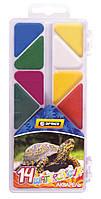 """Краски акварельные """"Africa"""" 14 цветов"""