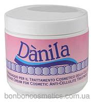 Danila Anti-cellulite massage cream Крем для массажа с антицеллюлитными свойствими  100 мл