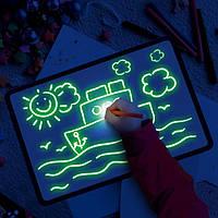 Наборы для детского творчества «Рисуй светом»