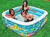Детский бассейн 57471 Intex (159х159х50 см)