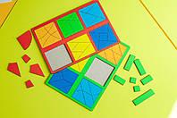 Склади квадрат Нікітіна 3 рівень. НУШ, фото 1