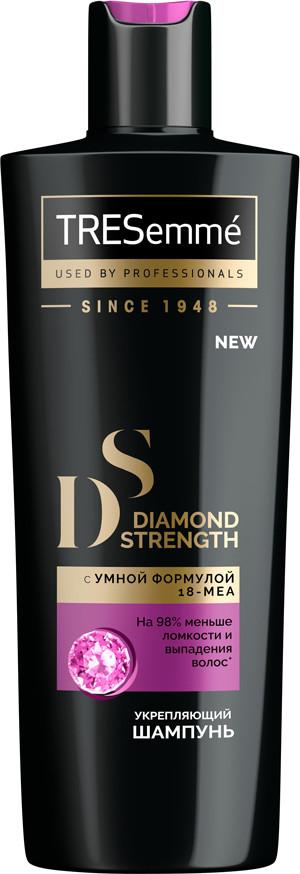 Шампунь укрепляющий Tresemme Diamond Strength (400мл.)