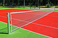 Сітка для великого тенісу ПП40х40х2.8 сетка безузловая большой теннис, фото 1