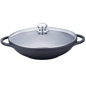 Сковорода Wok Maestro MR-4832 32см