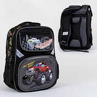 Рюкзак школьный с 3D принтом С 3627
