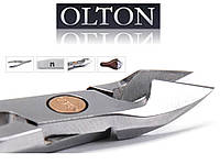 Олтон OLTON накожницы (щипцы для кутикул)