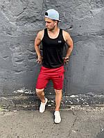 Майка и шорты мужской спортивный костюм Under Armour (реплика)