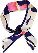 Шарф-галстук Traum 2496-482 атлас разные цвета