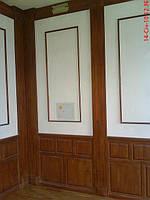 Декоративные элементы интерьера, деревянные стеновые панели