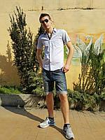 Тенниска мужская POUL SMITH цвет белый