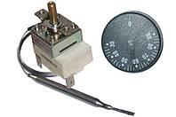 WY90C-E  — Термостат для электрокотла, капиллярный с ручкой, Toff=90, L трубки 850мм, однофазный, 250V, 16A
