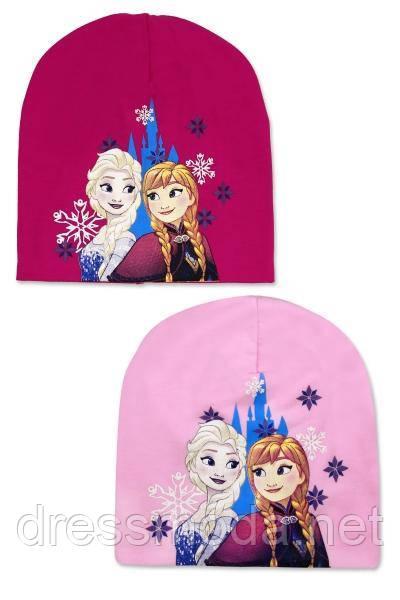 Шапки для девочек Frozen 52-54 cm