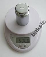 Ювелирные весы до 1 кг (0,1) с батарейками
