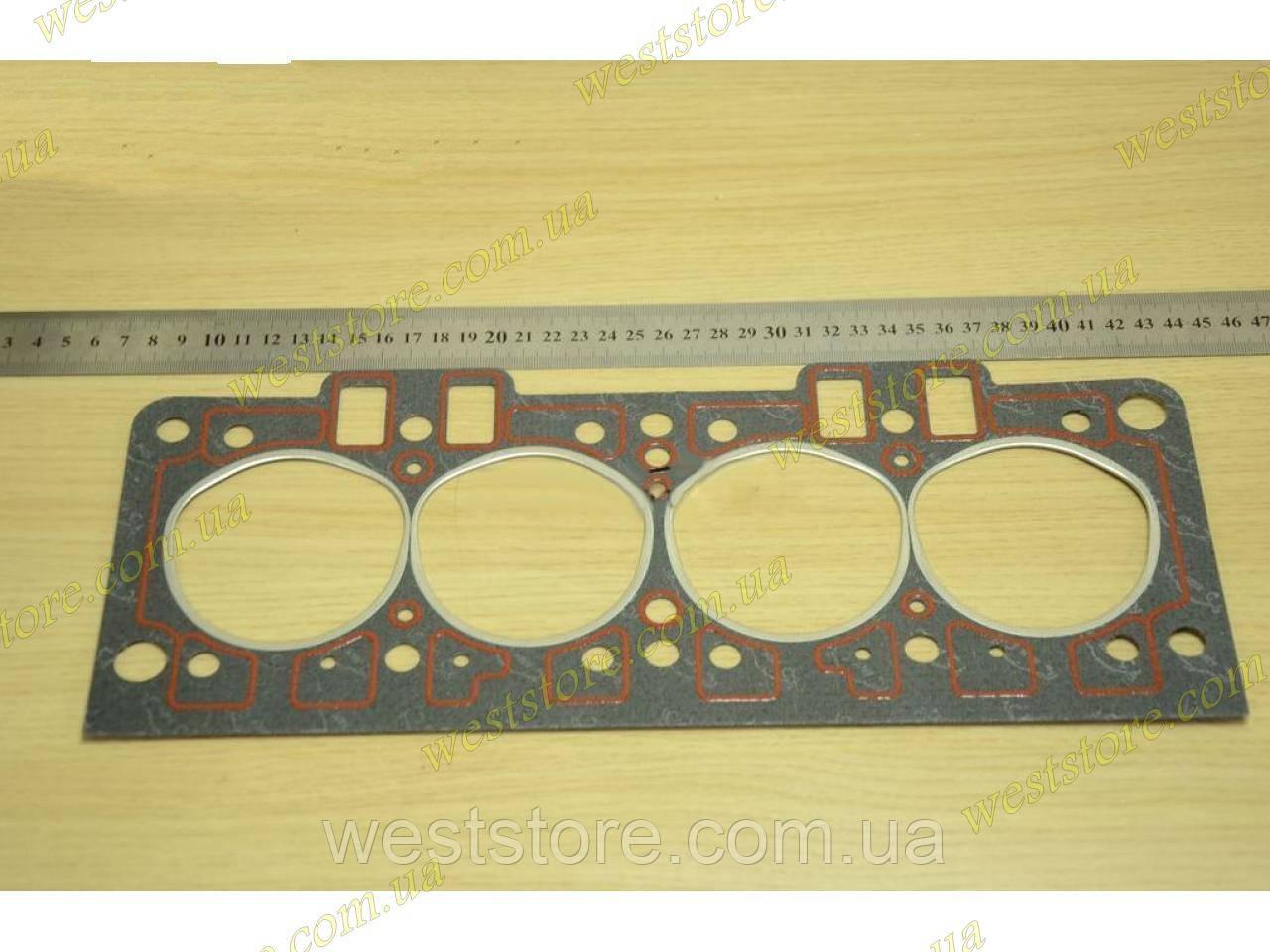 Прокладка головки блока цилиндров Заз 1102,1103 Таврия Славута, с герметиком