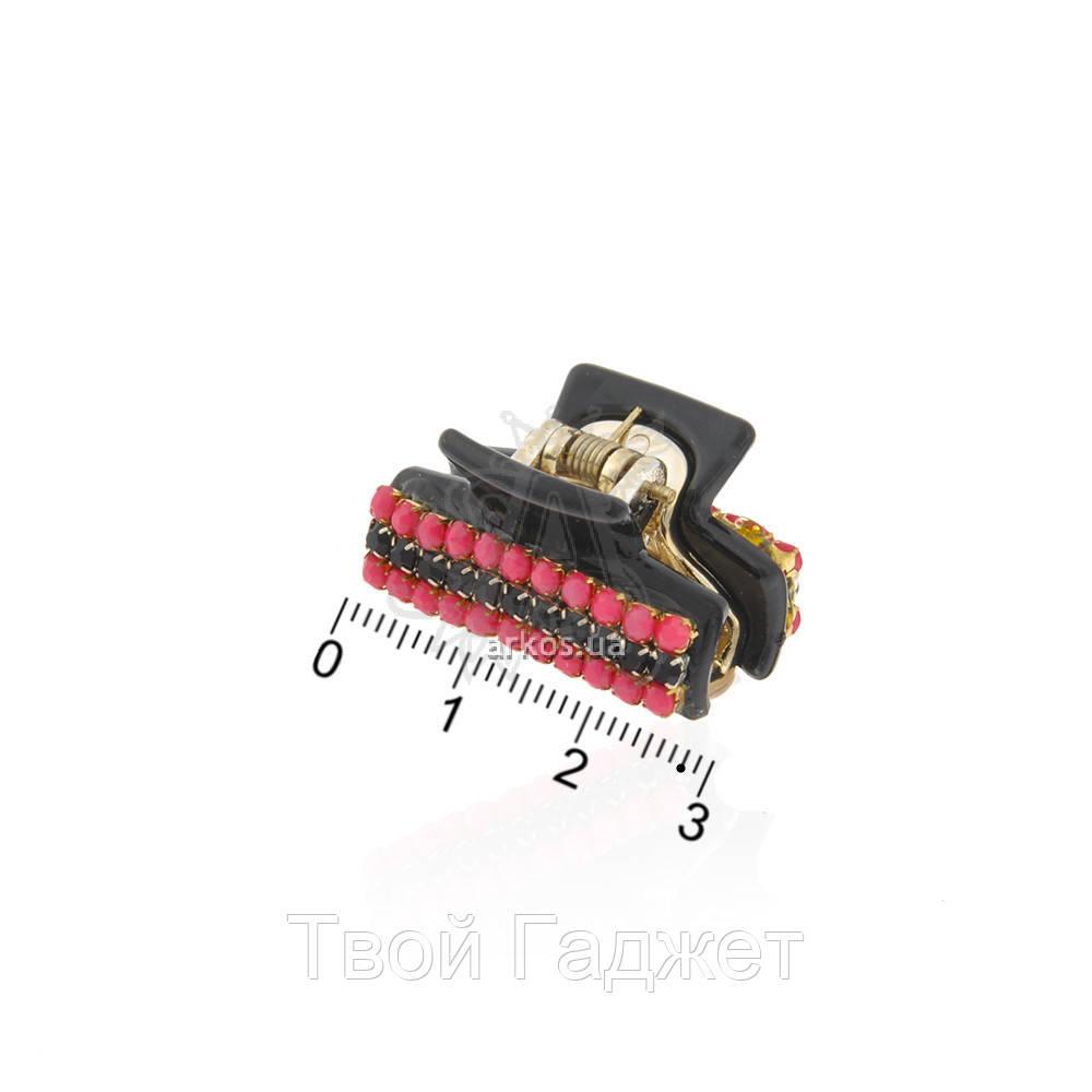 Краб для волос, упаковка 12шт