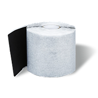 Бутилкаучуковая лента ЛТ с нетканным полотном (Липлент С, Герлен Д)