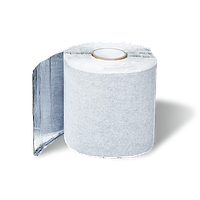 Бутилкаучуковая лента ЛБ (М) металлизированная (Липлент МФ, Герлен ФАП)