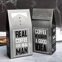 "Кава ""Real MAN"" / Кофе ""Real MAN"""