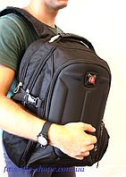 Рюкзак swissgear 6611 USB & AUX & дождевик