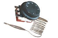 WY40C-E  — Термостат капиллярный с ручкой, Toff=40, L трубки 850мм, однофазный, 250V, 16A