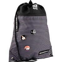 Сумка для обуви Kite Education мод 601 #Школа с карманом SC19-601L-2